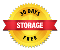 Free Storage for 30 days!